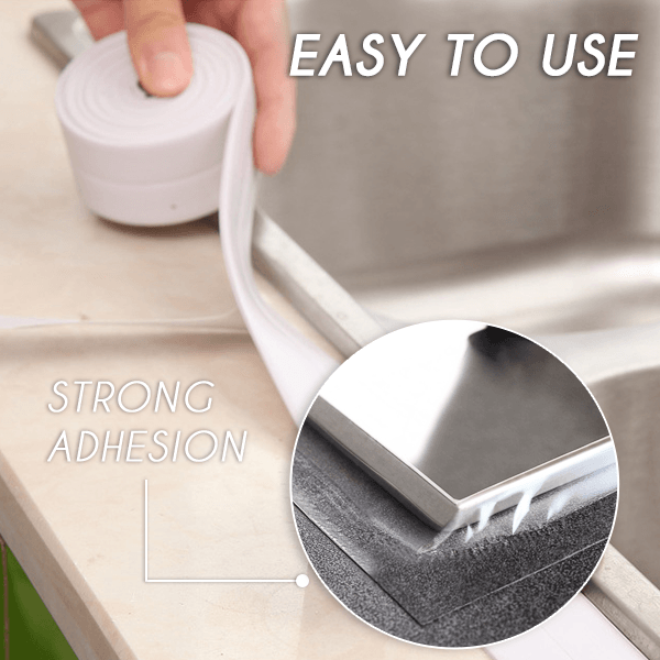 Stain-proof Kitchen & Bathroom Edge Tape