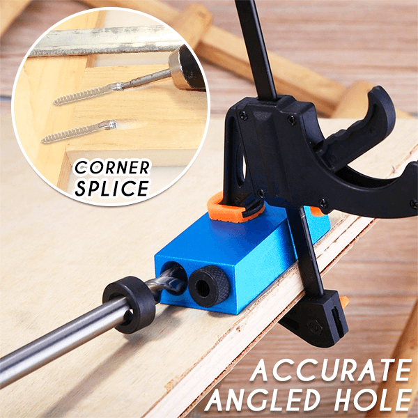 Perfect Angled Hole Position Tool