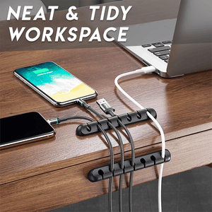 Easy-Stick Cable Organiser Stripe