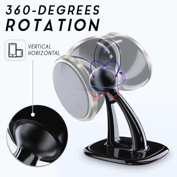 Multi-Function 360° Magnetic Super Mount