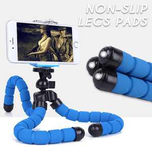FLEXY Twistable Octopus Tripod