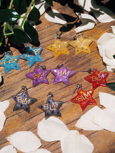Custom Star Earrings