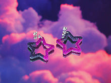 Load image into Gallery viewer, Custom Star Earrings