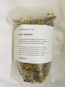 Cleanse & co bath soak.