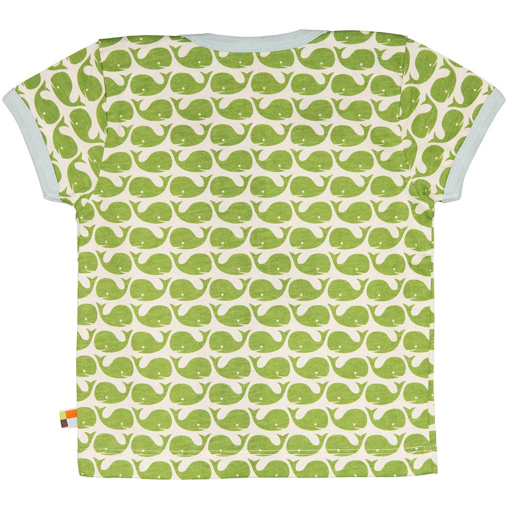 Loud & Proud - Moss Short Sleeved T-Shirt