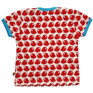 Loud & Proud - Tomato Short Sleeved T-Shirt