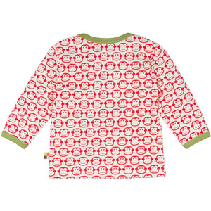 Load image into Gallery viewer, Loud & Proud - Tomato Druck Long Sleeved T-Shirt