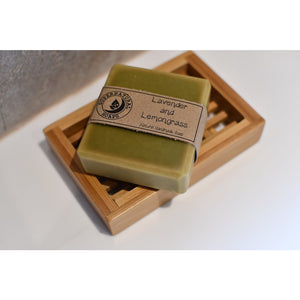 Supernatural Soaps - Lavender and Lemongrass