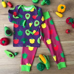 Pikolo - Long Sleeved Top - Five A Day