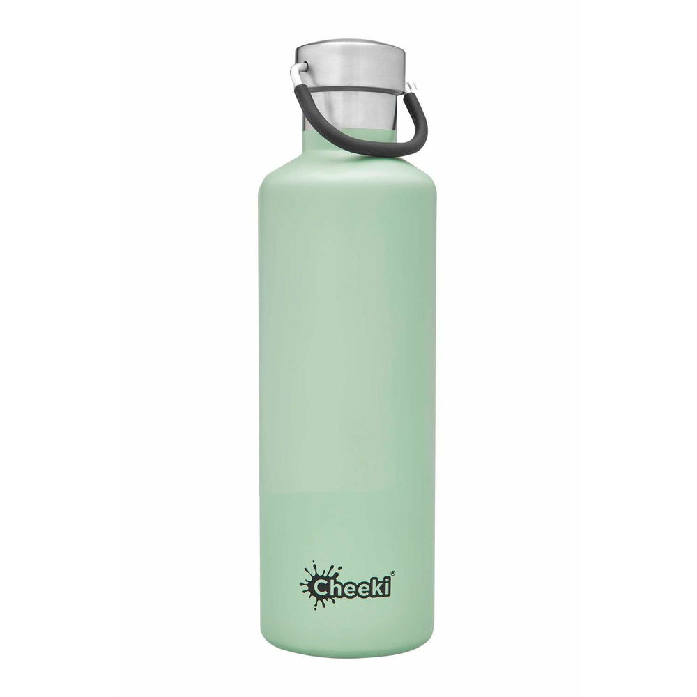 Cheeki Water Bottle 750ml - Pistachio
