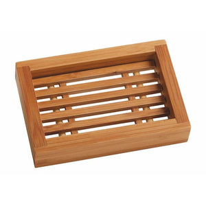 Load image into Gallery viewer, Croll & Denecke Bamboo Soap Dish
