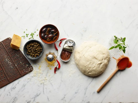 Italian Pantry and Baking Products