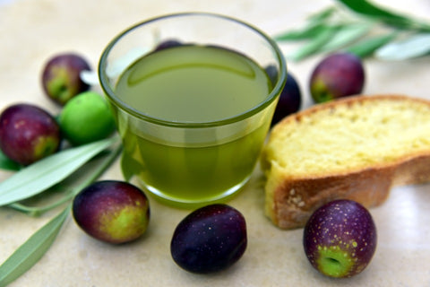unfiltered italian olive oil