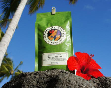 Honolulu Coffee Blends Deliver a Mixture of Flavors To Savor