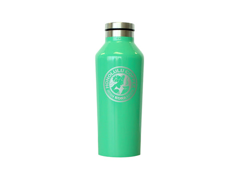 Canteen, Gloss Caribbean Green 9oz