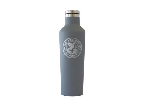 Canteen Matte Grey 16oz