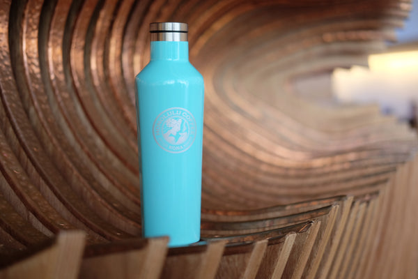 Canteen Gloss Turquoise 16oz