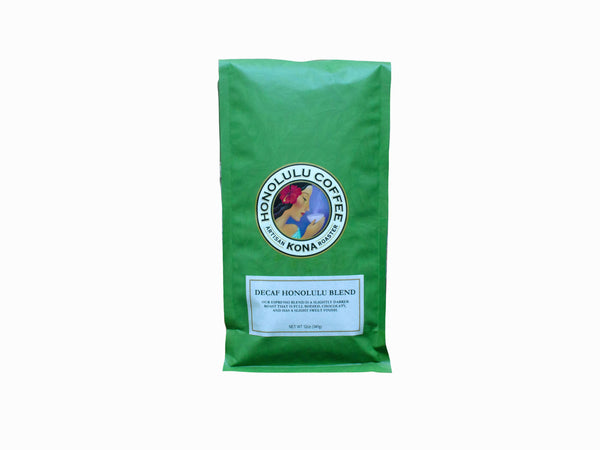 Decaf Honolulu Blend