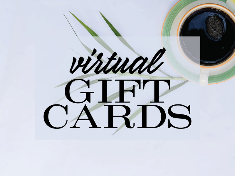 Honolulu Coffee Virtual Gift Card - Online Only