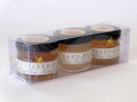 Big Island Bees Honey Set