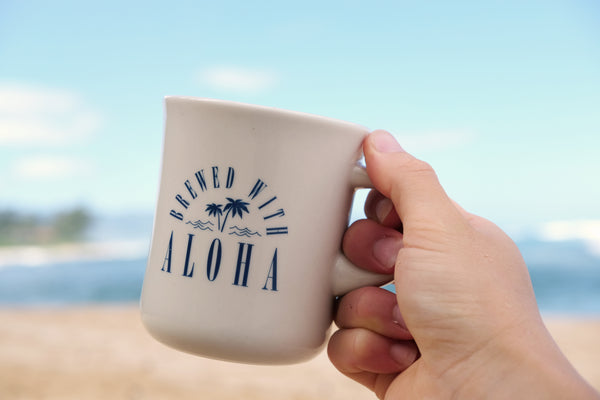 Honolulu Coffee Kinto Mug