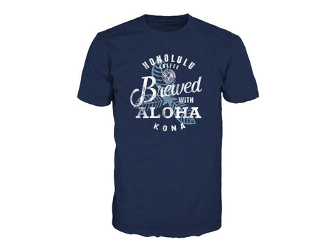 'Brewed with Aloha' Men's T-Shirt