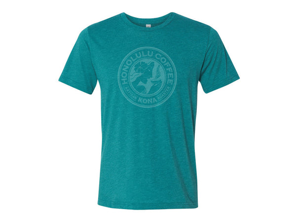 Teal Logo Men's T-Shirt