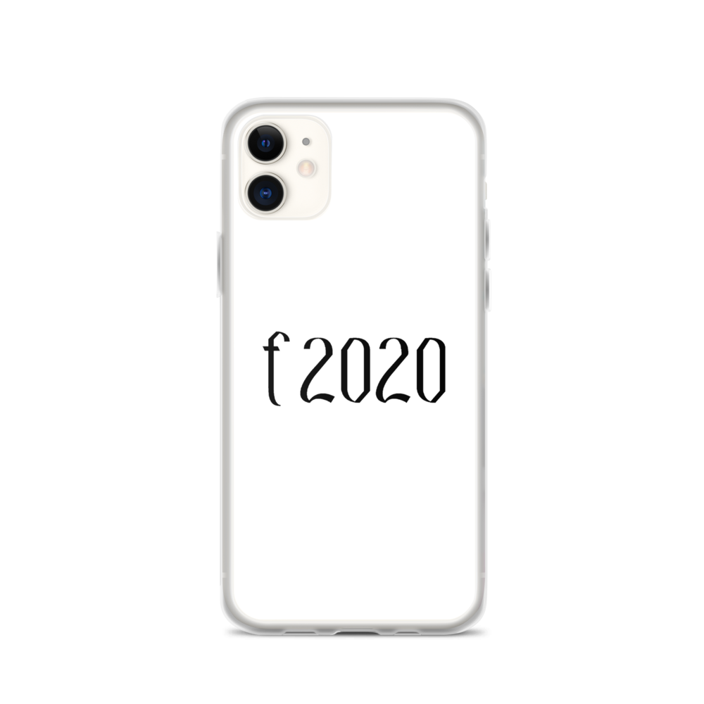 F2020 iPhone Case