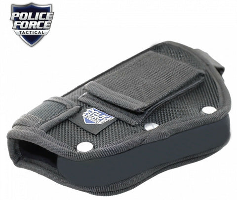 Police Force 9mm Reinforced 1800 Denier Polyester Gun Holster
