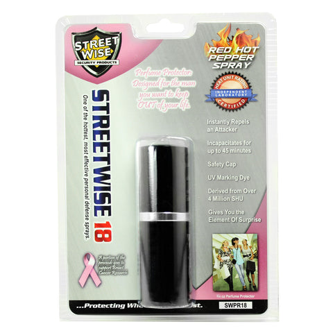 Pepper Spray 3/4 oz - Perfume Protector - Streetwise