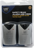 Wireless Safety Beam Infrared Trip Wire Alarm or Chime Intruder Alert - Streetwise