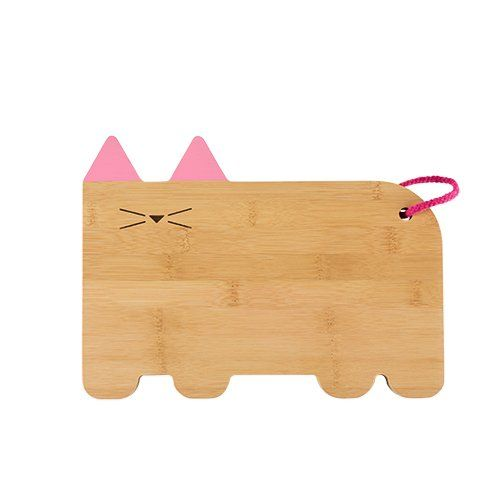 Cat Cheeseboard by TrueZoo.