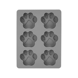 Cold Feet: Paws Silicone Ice Cube Tray by Truezoo