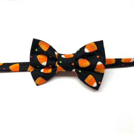 Candy corn bow tie.