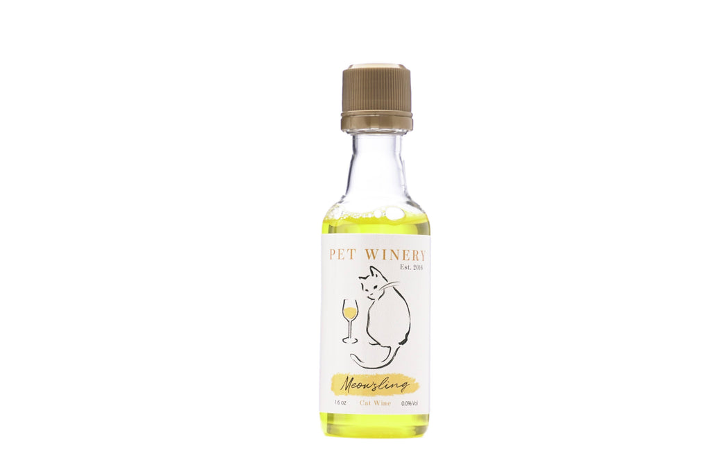 Meowsling cat wine 1.6 oz