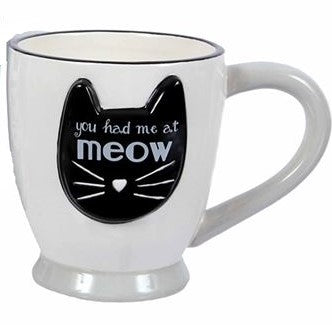 Mug you had me at meow