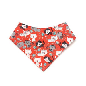 Red Cat Bandana
