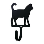 Load image into Gallery viewer, Wall hook - cat standing.