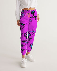 ZOE BUNNY don't geT hook Women's Track Pants