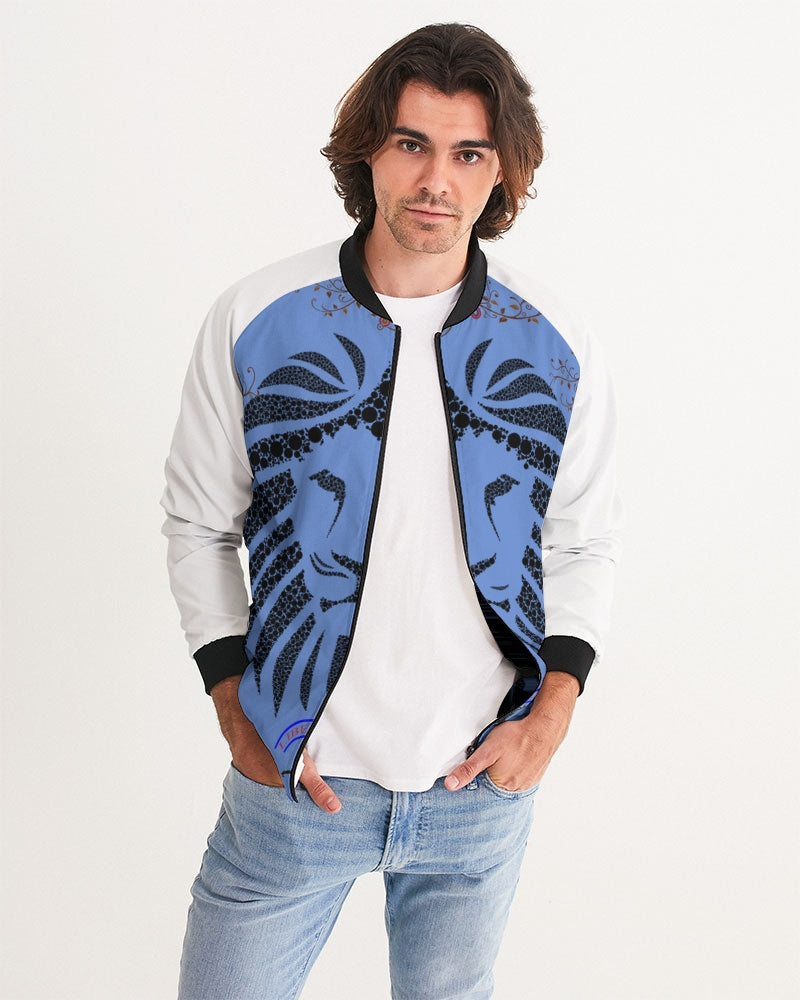 LIBERATION cat Men's Bomber Jacket