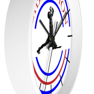 LIBERATION Wall clock