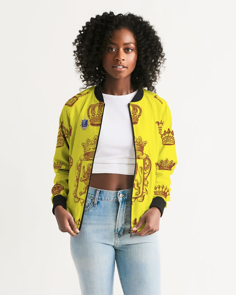 EMPRESS CHESS Women's Bomber Jacket
