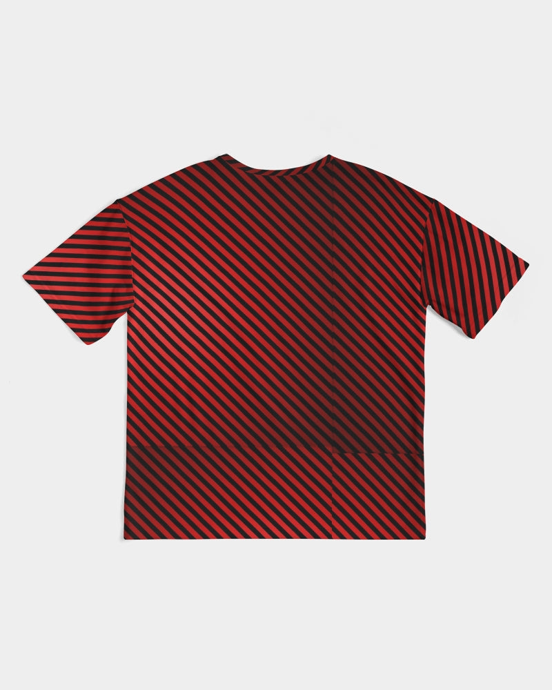 VOILA red zebra Men's Premium Heavyweight Tee