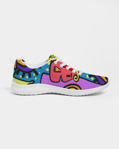 VOILA LOVING MONSTERS Women's Athletic Shoe