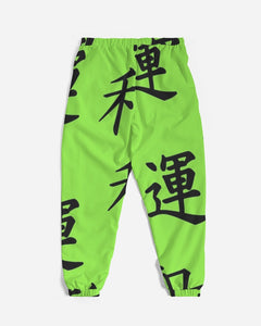 VOILA PEACE ND LUCK Men's Track Pants
