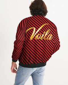 VOILA red zebra Men's Bomber Jacket