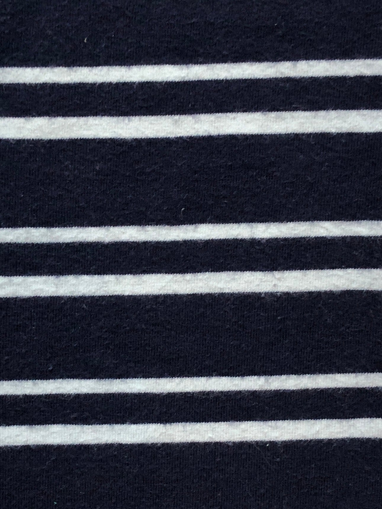 Stripes are so nice, you put them on twice