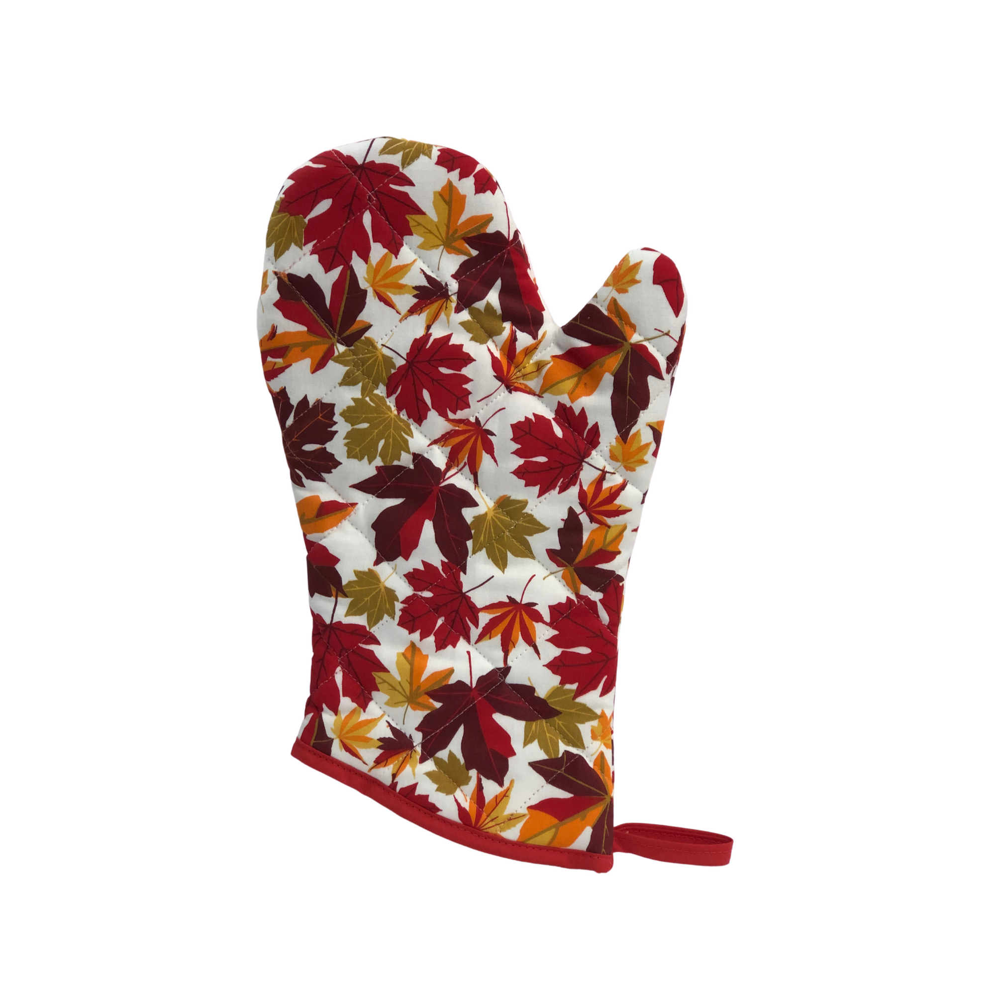 Oven Mitt - Maple Leaf