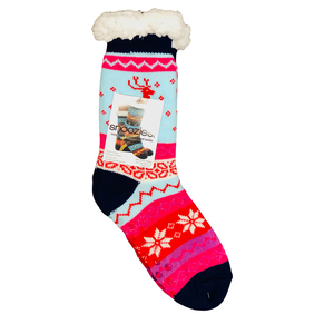 Slipper Socks - Patterned