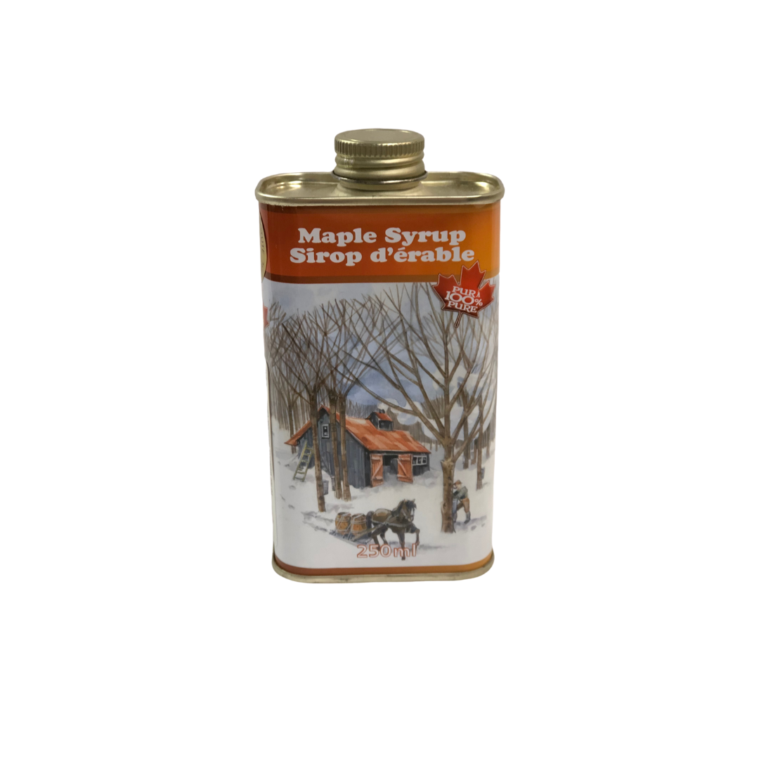 Maple Syrup Tin - 250ml